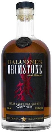 Balcones Whisky Smoked Brimstone